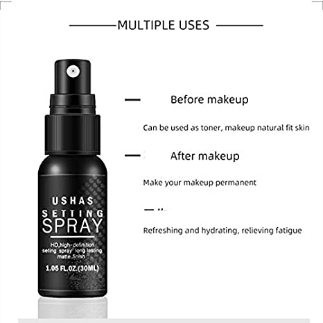 Allouli Setting - Spray de tinte para maquillaje (30 ml ...