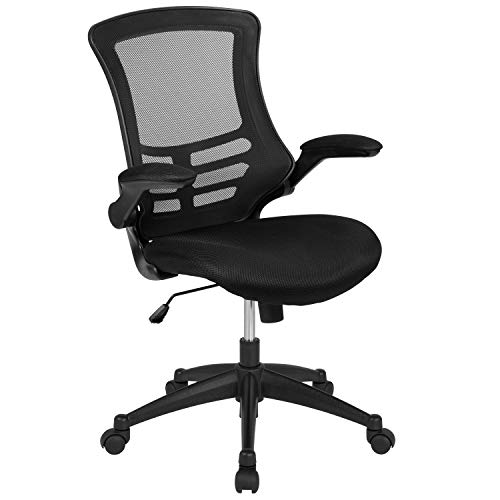 Flash Furniture Mid-Back Black