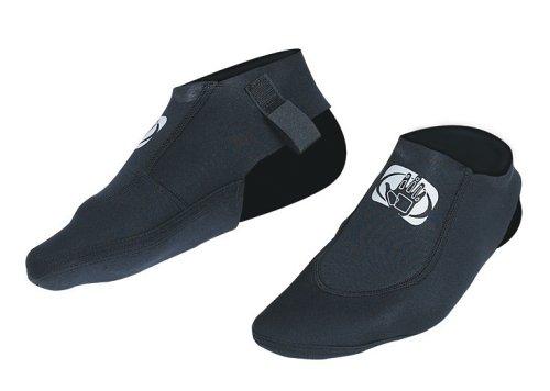 Body Glove Flipper Slipper Neoprene Sock (Large, Black)