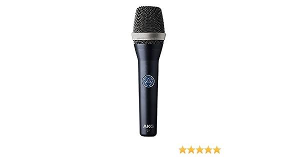 AKG Pro - Micrófono de Condensador de Audio (AKG C7): Amazon.es ...