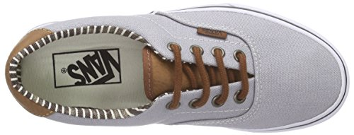 Vans Era 59 - Zapatillas Unisex adulto Gris (c&l/silver Sconce/stripe Denim)