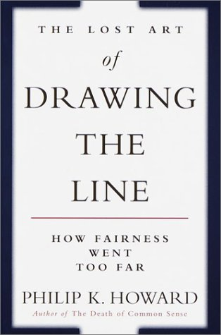 The Lost Art Of Drawing The Line  How Fairness Went Too Far