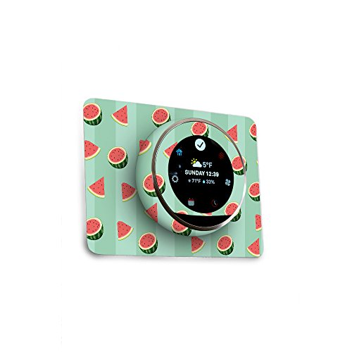 MightySkins Skin for Nest Thermostat - Watermelon Patch | Protective, Durable, and Unique Vinyl Decal wrap Cover | Easy to Apply, Remove, and Change Styles | Made in The USA