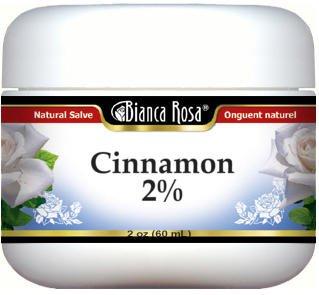 Cinnamon 2% Salve (2 oz, ZIN: 519763)