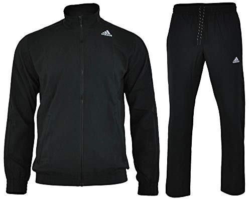 Where to find tracksuit set men adidas?