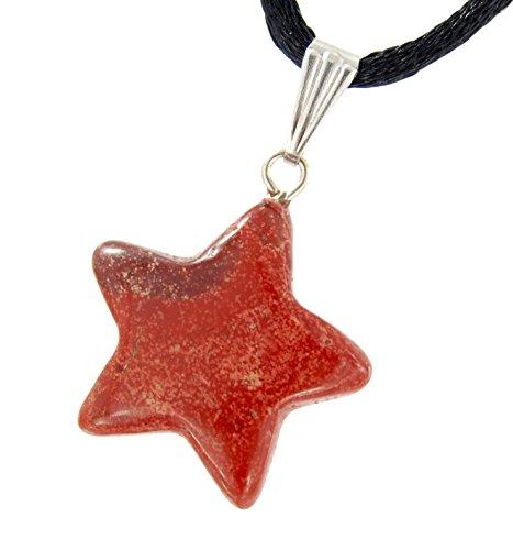 Red Jasper Classic Star : Heart & Vision