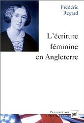 L'Ecriture féminine en Angleterre