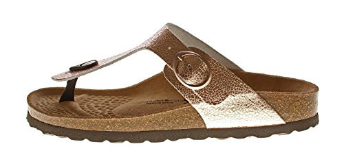 Broken Rosa Femme Power Natural Mules ICHw1Hnq