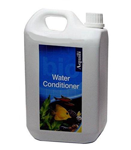 4 opinioni per Aquili Water Bioconditioner 2000 ml- Biocondizionatore, rende l'acqua abitabile