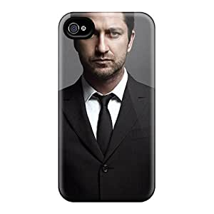 Durable Cases For The Iphone 6- Eco-friendly Retail Packaging(gerard Butler Suit)