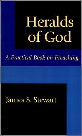 Book Heralds of God by James S. Stewart (1946-12-01)