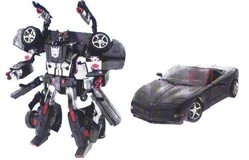 TRANSFORMERS Takara BINALTECH BT-11 RAVAGE CORVETTE NIB - Nib Transformers