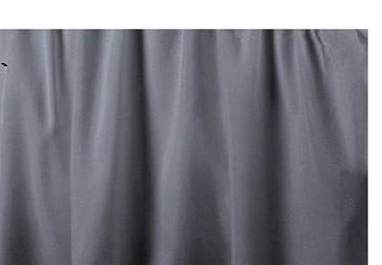 Amazon Com Bedroom Fashions 16 Twin Daybed Ruffled Dark Gray Bed