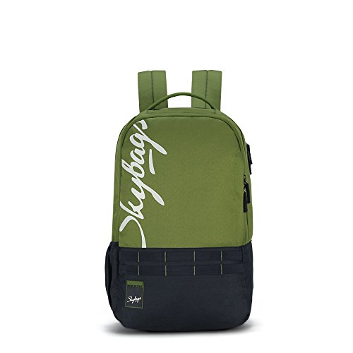Skybags Xcide 02 21 Ltrs Olive Casual Backpack (Xcide 02)