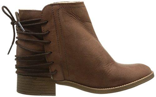 Coolway Kvinners Narnia Vestlige Boot Brown