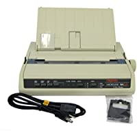 Okidata (MicroLine) ML184T (9 Pin) Dot Matrix Printer