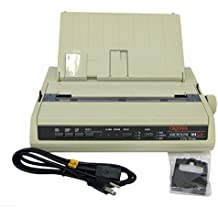 Okidata (MicroLine) ML184T (9 Pin) Dot Matrix Printer