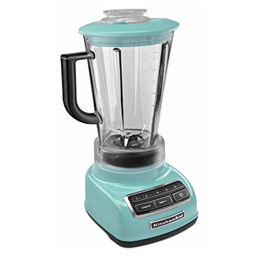 KitchenAid KSB1575AQ Aqua Sky 5-Speed 60 Ounce Diamond Blender