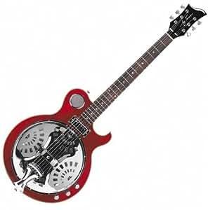 Jay Turser Resonator Guitars Jt-res-ans Electric Guitar, Antique Natural Sunburst