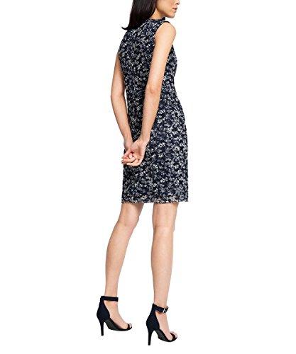 Damen 400 ESPRIT Kleid Navy Blau Collection 5qRRwxFz