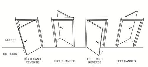 KD01003 # Luxurious Mortise Lock Lever Handle Door Locks Solid Wood Interior Door Locksets for Bathroom Bedroom Den Toilet \u0026 Water Closet Doors in Satin ...  sc 1 st  Amazon.com & KD01003 # Luxurious Mortise Lock Lever Handle Door Locks Solid Wood ...