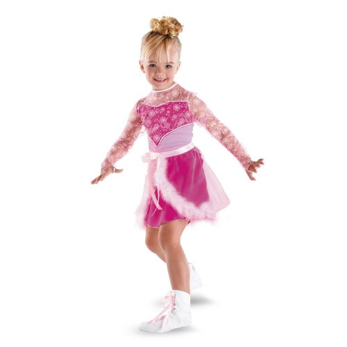 Barbie Skating Sensation Barbie - Size: Child S(4-6x) -