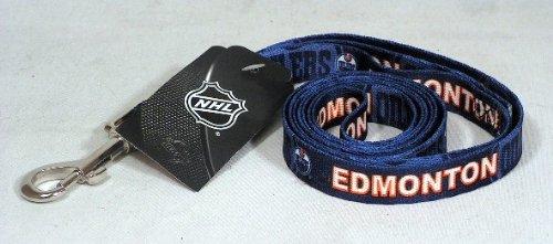 Hunter Mfg. LLP NHL Edmonton Oilers Pet Lead, Team Color, Medium