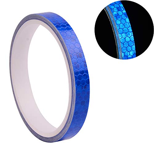X10 Waterproof Self Adhesive Tape Reflective Cars Warning Conspicuity product image