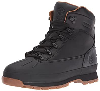 Amazon.com | Timberland Men's Euro Hiker Shell Toe WP