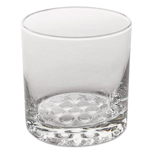 Libbey Nob Hill Glass Tumblers, Old Fashioned, 10.25oz, 3 3/8