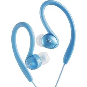 JVC HA-EBX5 - auriculares de diadema (Intraaural, Auriculares de-gancho, 200 mW, con cable, 3,5 mm (0,32 cm), 1,2 m)