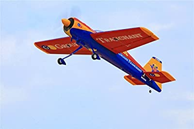 FMS 1300mm Yak 54 4ch PNP Aerobatic 3D RC Model Plane Aircraft