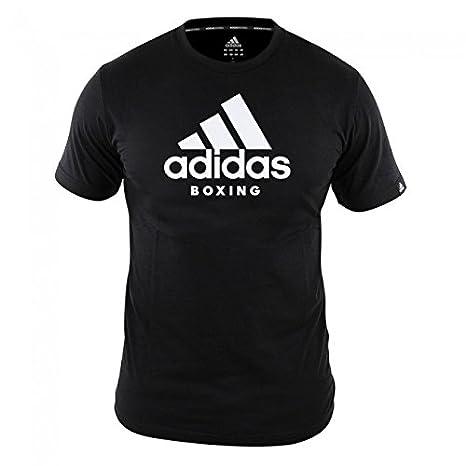Adidas Community Camiseta Boxing Negro, Talla:XL: Amazon.es: Deportes y aire libre