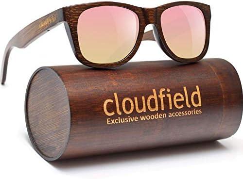 Wood Sunglasses Polarized Men Women product image