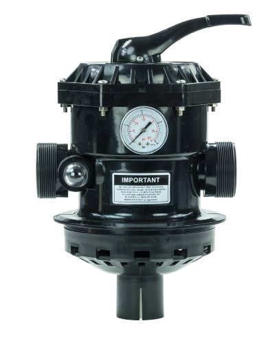 - Backwash Valve Generic SP-714T Replacement Multiport Valve for Hayward Above Ground Pool Sand Filters