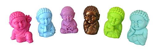 Pocket Buddhas, Set of 6