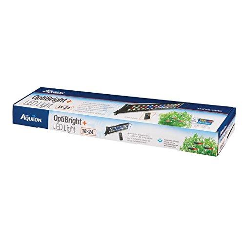 """Aqueon OptiBright Plus LED Lighting System - 18"""" - 24"""""""