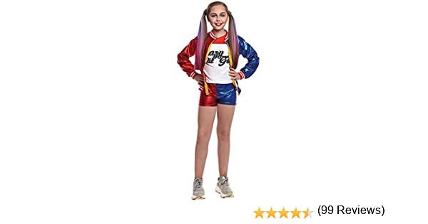 Disfraz Jokers Baby niña infantil para Carnaval 2-4: Amazon.es ...