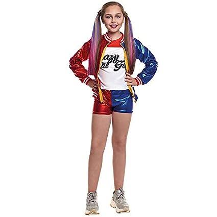 Disfraz Jokers Baby niña Infantil para Carnaval 4-6