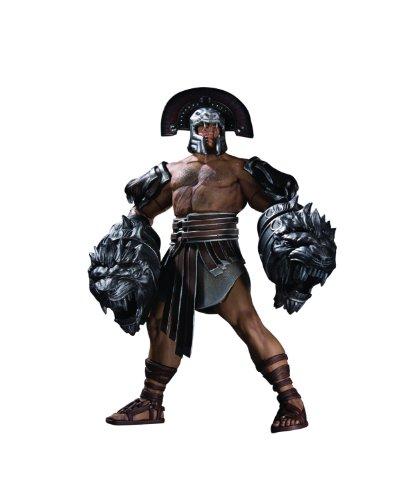 [DC Unlimited God of War Series 1: Hercules Action Figures] (Costume Hades Greek God)