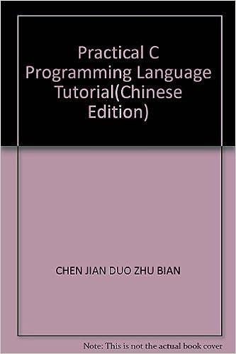 Download Practical C Programming Language Tutorial(Chinese Edition