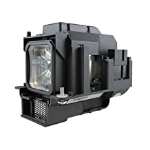 Replacement NEC Projector Lamp for VT676 by HMHLamps