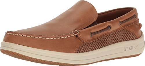 Sonora Leather - Sperry Men's Gamefish Slip On Boat Shoe, Sonora, 7.5 M US