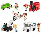 Disney Pixar Toy Story 4 Minis with Vehicle Assortment