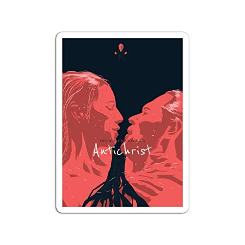 BreathNenStore Sticker Motion Picture Antichrist A Grieving Couple Retreat to Their CABI Movies Video Film (3