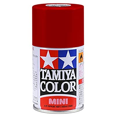 Tamiya TS-33 Dull Red Spray Lacquer: Toys & Games