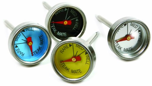 Norpro Mini Steak Thermometers Set
