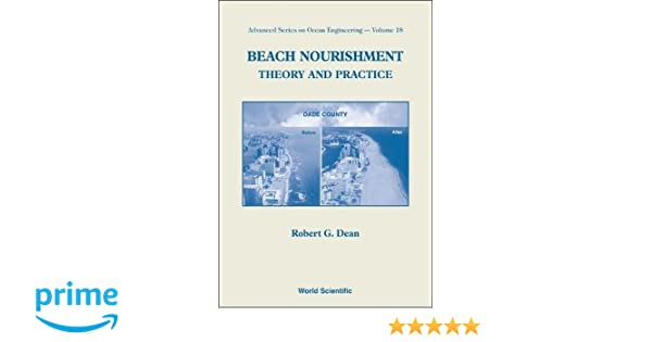 Beach Nourishment Theory And Practice Pdf