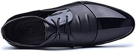 滑らかなPUレザースプライスアッパーレースアップオックスフォードメンズフォーマルビジネスシューズ 快適な男性のために設計