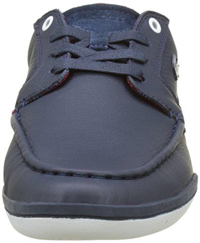 Lacoste Dek-minimal 317 1 Trainer Laag Blue (nvy / Wht)
